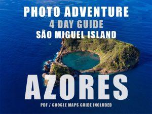 São Miguel Photo Guide
